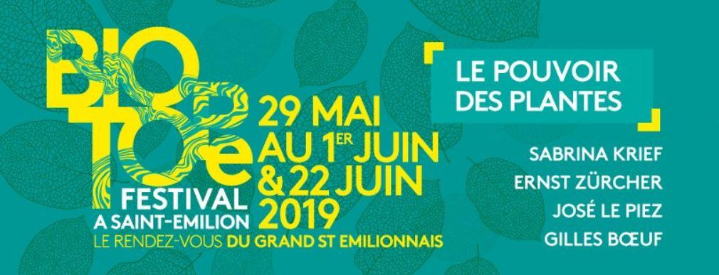 Biotopte Festival juin 2019