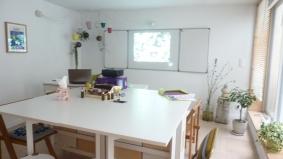 espace formation, accueillant et lumineux - chez Holom